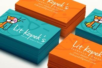 cartão de visita e logo design por TH-PROJECT