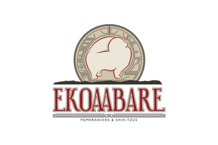 Logo Canil EkoaAbare - Poms