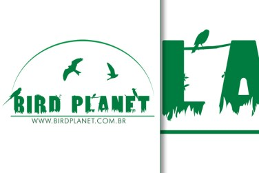 Lodo design Bird Planet
