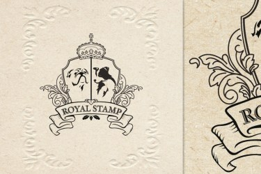 Imagem logo Royal Stamp.