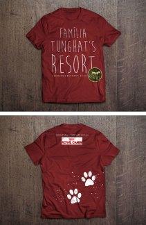 Imagem camisas Tunghats Resort
