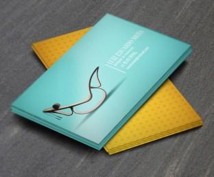 Criação de cartão de visita para arquiteto por TH-PROJECT