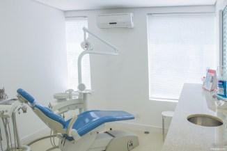 Sala de Procedimentos 2 da Clínica Aldeia Ortodontia