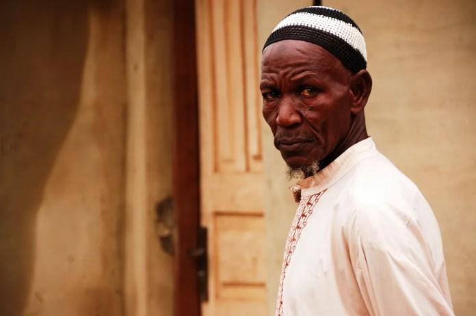 An Hausa man in traditional Dashiki | Smithsonian Photo Contest |  Smithsonian Magazine