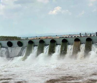 So Far Kaleswaram Has Delivered 31TMC Of Water