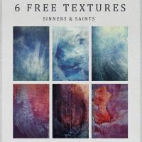 6 Free Textures: Sinners + Saints