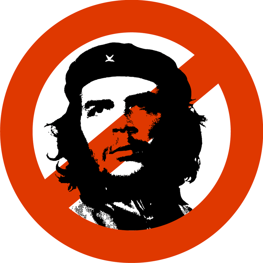 Anti-Che T-Shirt Design by godemperorofhell