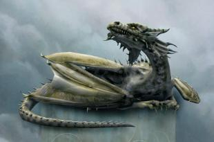 D is for Dragons #atozchallenge