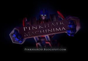 Optimus Shill by Pinkhair