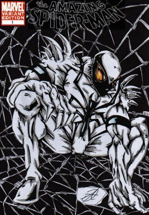 spiderman coloring pages venom antivenom coloring pages 39