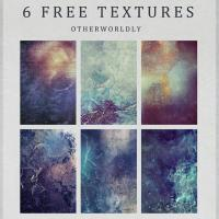 6 Free Textures: Otherworldly