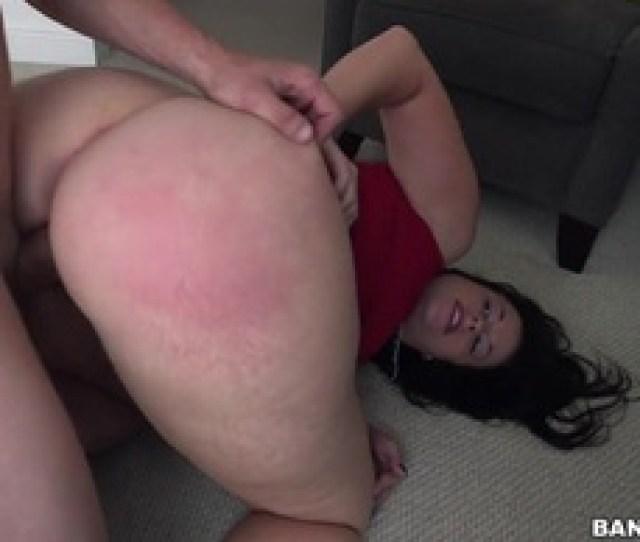 Slapping Her Fat Ass