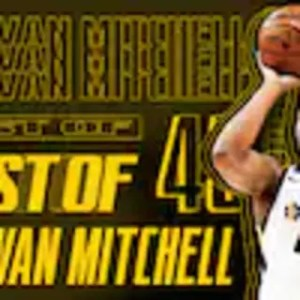 Donovan Mitchell continues ascent in 4th year