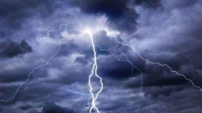 أمطار رعدية مصحوبة بالرياح على مناطق واسعة اليوم في المملكة