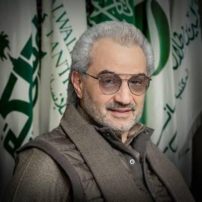 فيديو طريف للأمير الوليد بن طلال مع حفيداته في العيد