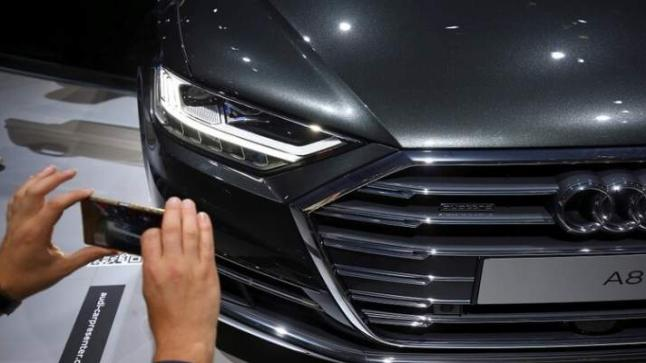 أودي بدأت ببيع سيارتها الجديدة المخصصة لحماية الشخصيات بمميزات عالية..فيديو