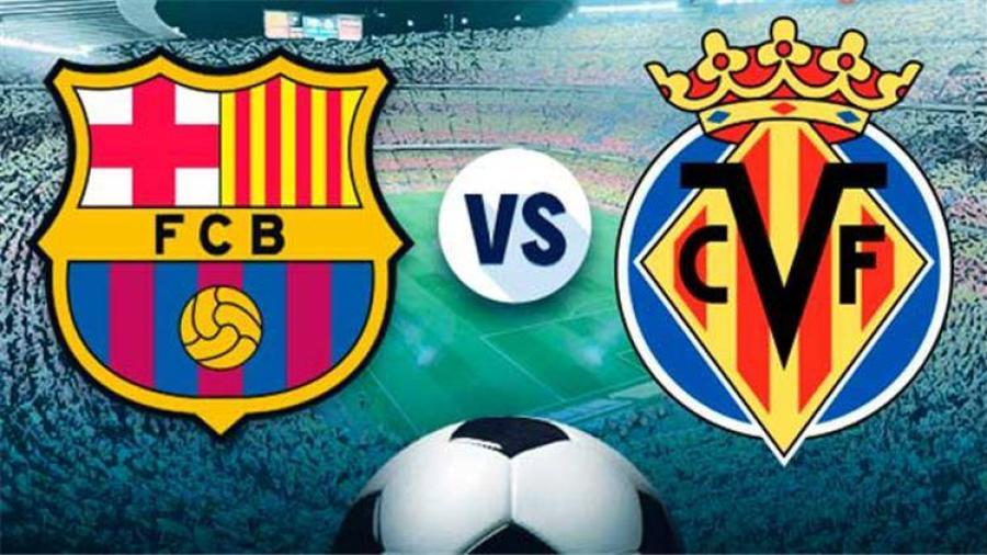 تقديم مباراة برشلونة وفياريال اليوم 27/09/2020 والقنوات الناقلة