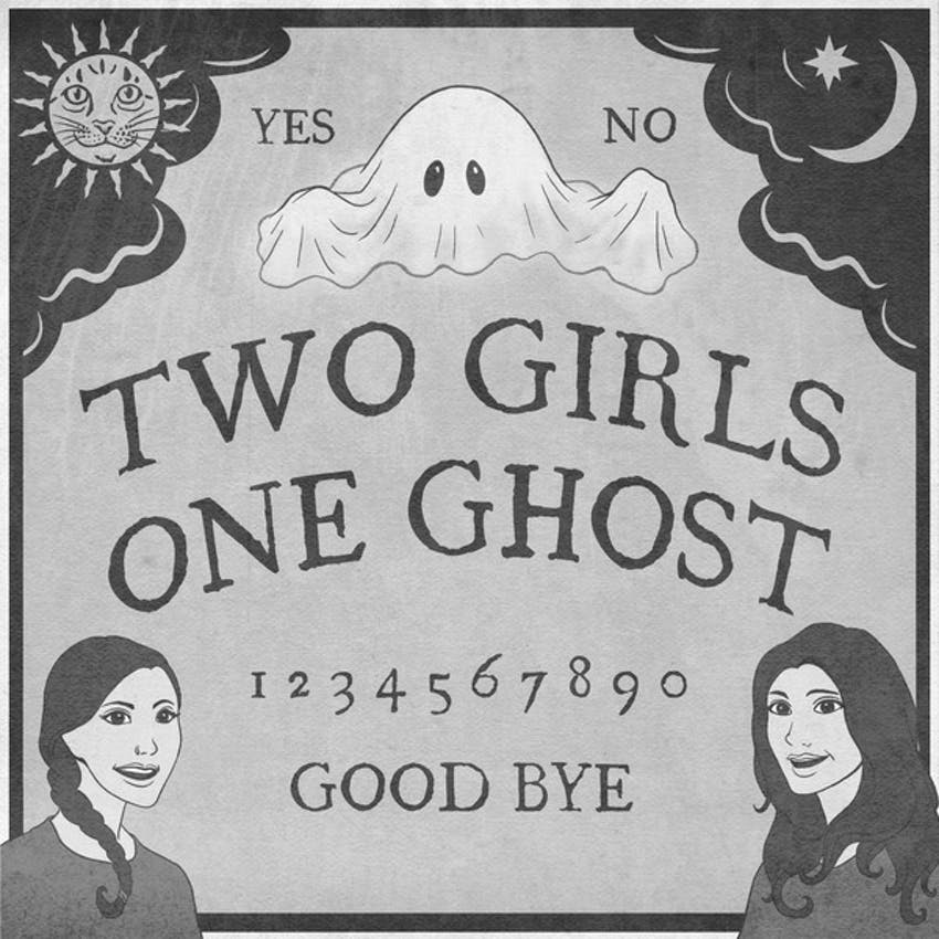 Two Girls One Ghost Podcast