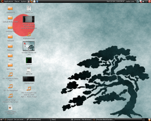 This is Ubuntu on Kuro. I'm too lazy to log into Windows right now.
