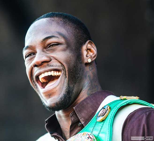 Wilder Not Concerned W/PPV Numbers; Can NBC Make Him A