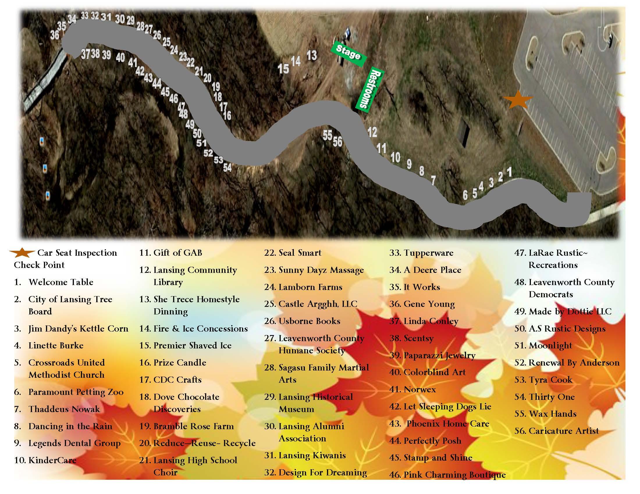 Lansing Fall Festival - Thaddeus NowakThaddeus Nowak