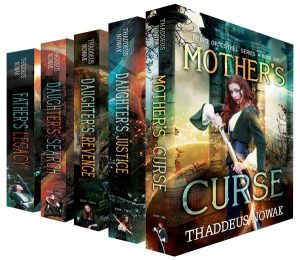 Heirs of Cothel Series Covers