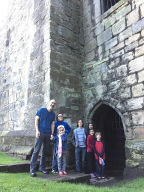 Crookston castle, a family name.