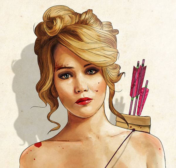 Slaughterhouse Starlets Jennifer Lawrence