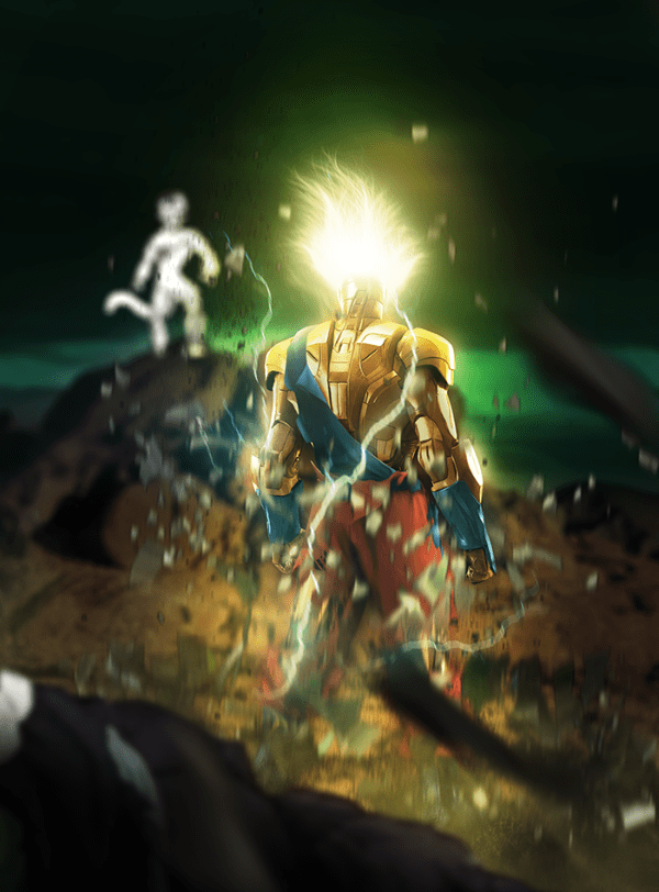 Insane Iron Man mash up by BossLogic 05