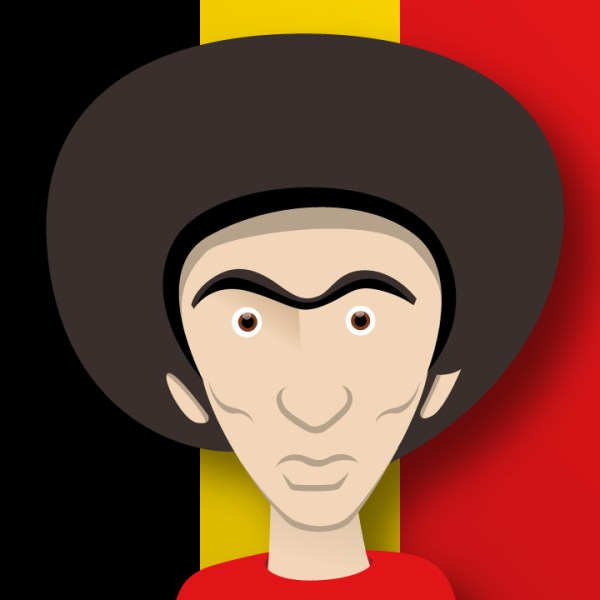 World Cup Team Leader Fellani belgien