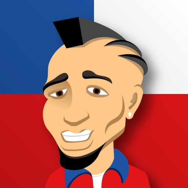 World Cup Team Leader chile