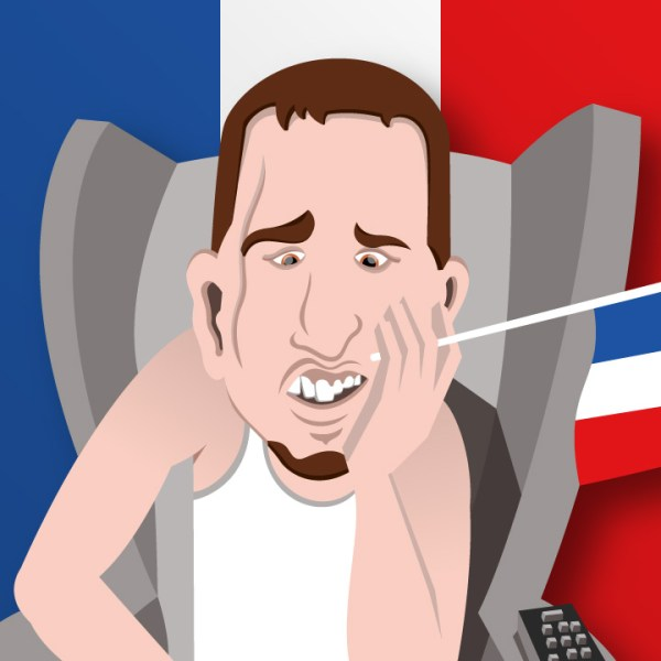 World Cup Team Leader ribery frankreich