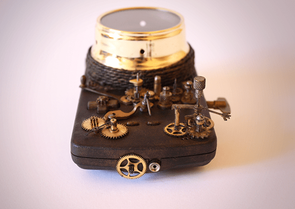 Steampunk Game Boy by Elise Siegwald 04