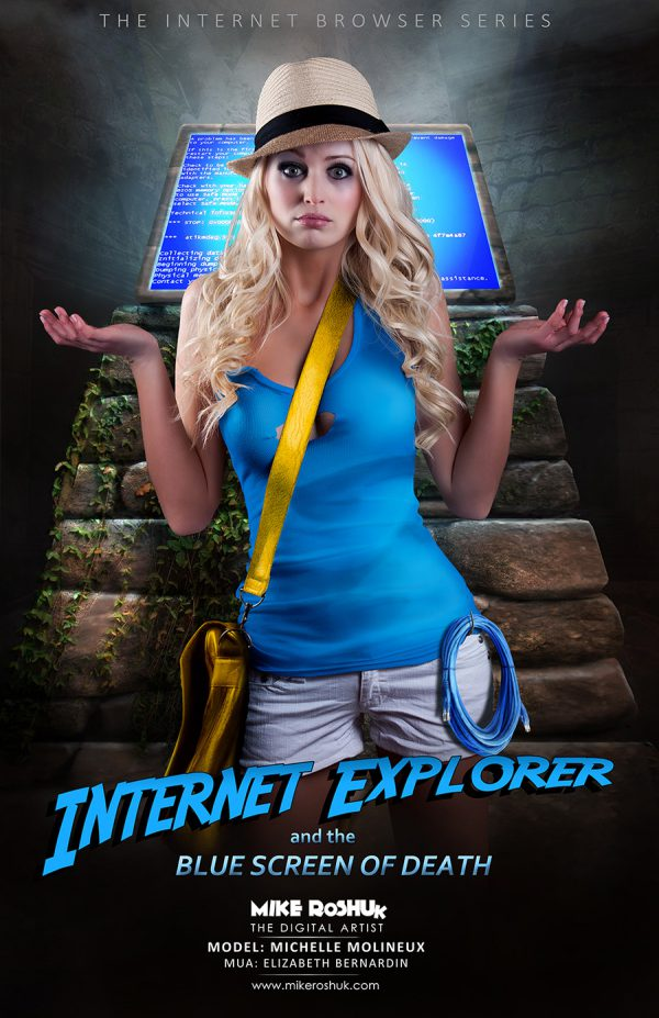 The Internet Browser Series by Mike Roshuk Internet Explorer
