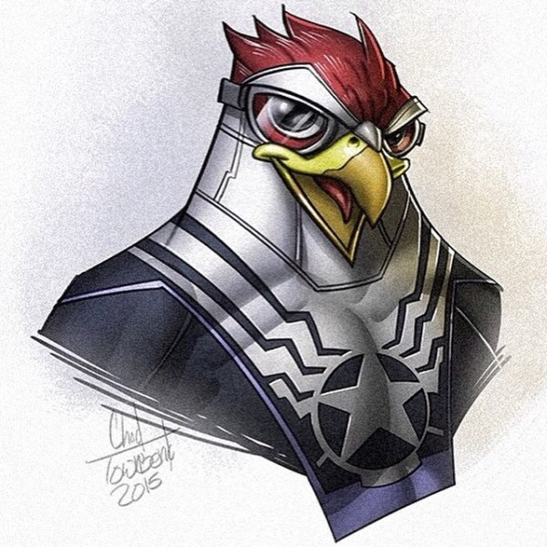 Ducktales Avengers Mash up by Chad Townsend 03