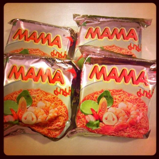 Mama Noodles