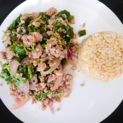 The Perfect Thai Summer Salad: Larb