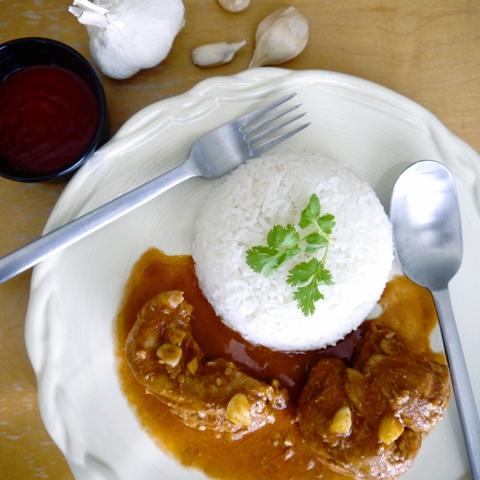 Sriracha Spicy Chicken Recipe