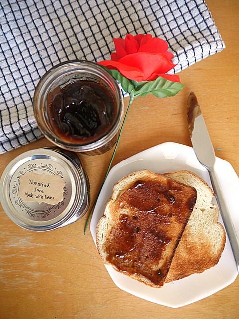Tamarind Jam Recipe