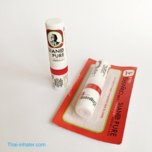 Siang Pure Thailand Nasal Inhaler and Oil – 3 Pieces