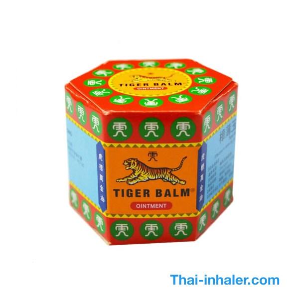 Tiger Balm - Baume du Tigre Pommade Rouge - 19,4g - 1 Pièce