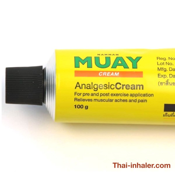 Namman Muay - Thailand Analgesic Cream - 100 Grams