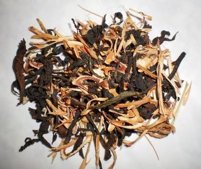 Schwarzer Tee / Lemongrass (Zitronengras) Tee-Kreation