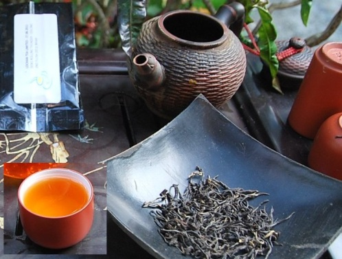 Darjeeling Doke Rolling Thunder Oolong Tee, 2nd Flush, von Rajiv Lochan