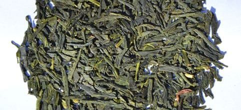 Frühlingsbancha Tee