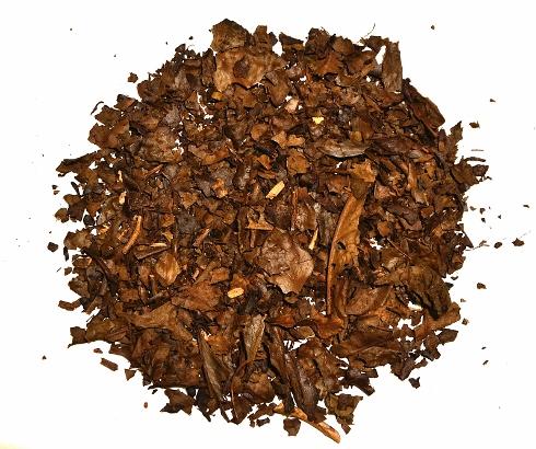Kyobancha - Verarbeitungsvariante einer Bancha-Herbstpflückung