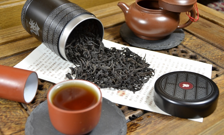 Rou Gui - weltweit beliebter Wuyi Yancha (Rock Oolong Tee, Steintee)