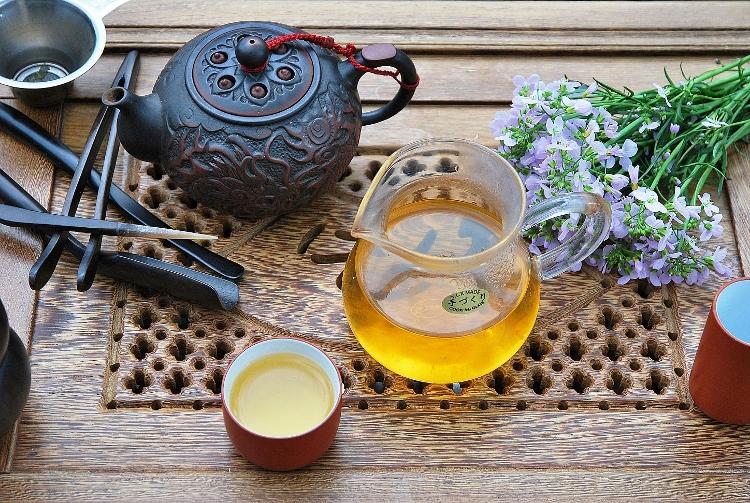 DMS Si Ji Chun Four Seasons Oolong Tee aus Doi Mae Salong, Nordthailand