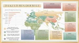 Die Verbreitung der Teekultur über die Grenzen Chinas hinaus - Teekulturen der Welt