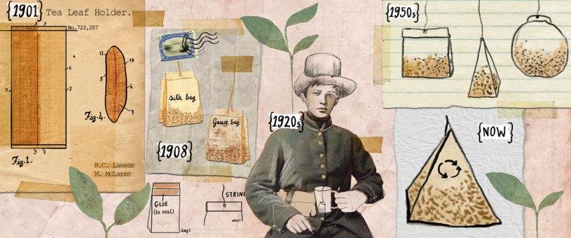 Erfindung und Entwicklung des Teebeutels